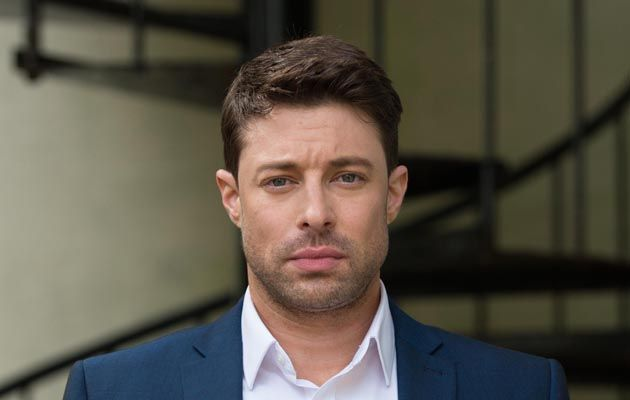 RYAN KNIGHT Played by Duncan James