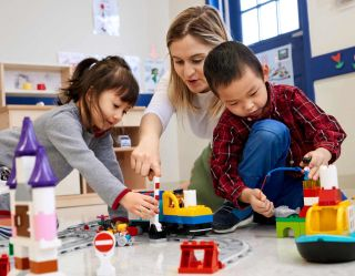 Early Learners Explore Coding Concepts with New Hands-On LEGO® Education Solution