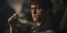 How The Russo Brothers Used Their Marvel Experience To Make Tom Holland's Cherry