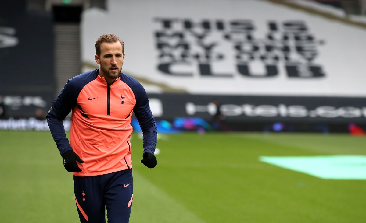Manchester pair sidestep Harry Kane talk after reported transfer demand