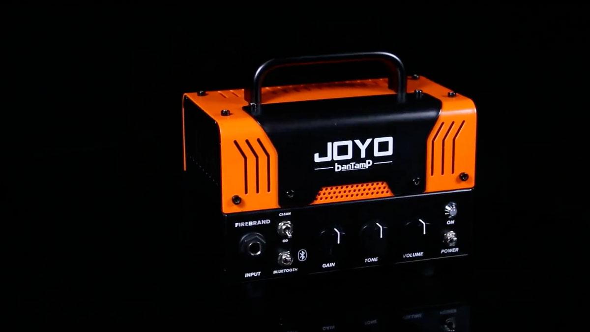 Joyo Audio turns FireBrand with latest Bantamp lunchbox
