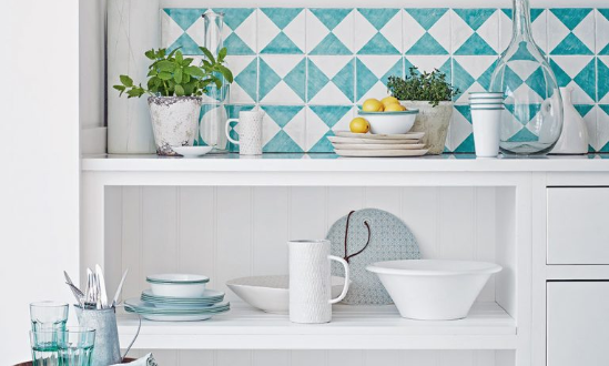 Kitchen tile ideas – to inject personality into your space