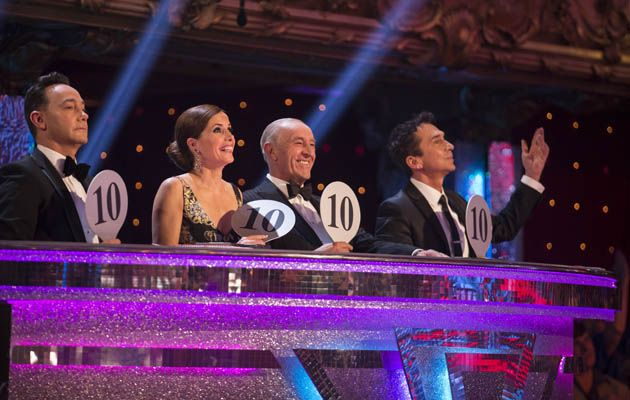 strictly come dancing, the x factor