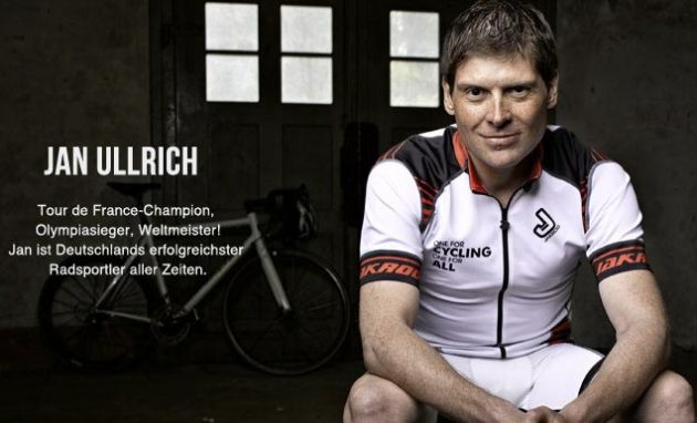 Jan Ullrich website