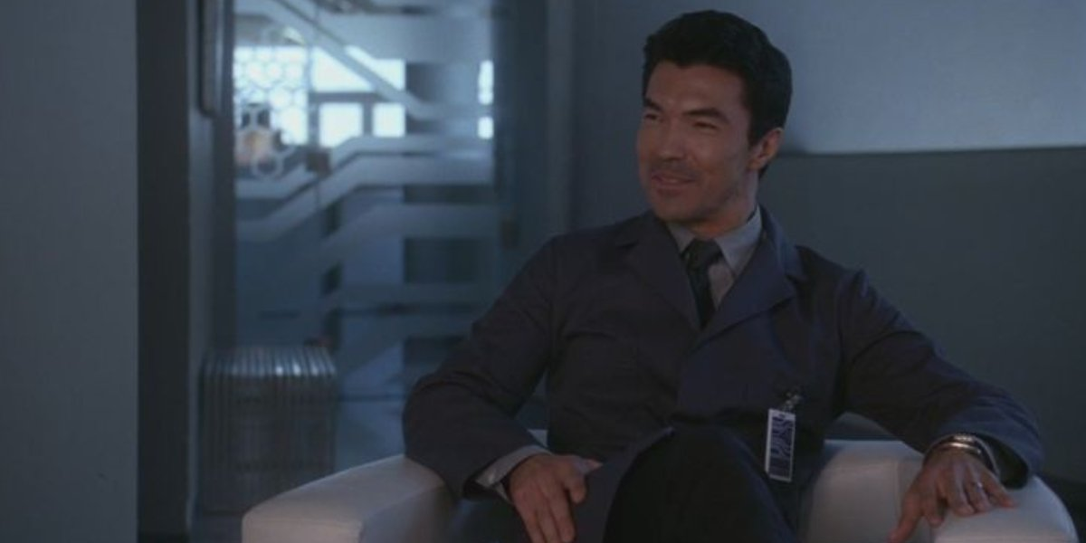 Ian Anthony Dale on American Horror Story