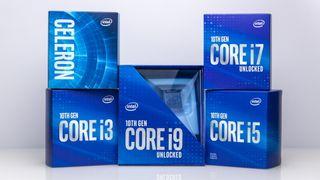 Intel 10th Gen boxes