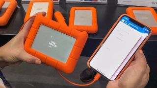 LaCie Rugged BOSS SSD