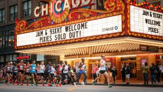 How to track runners at the Chicago Marathon