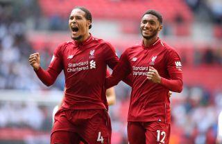 Tottenham Hotspur v Liverpool – Premier League – Wembley Stadium