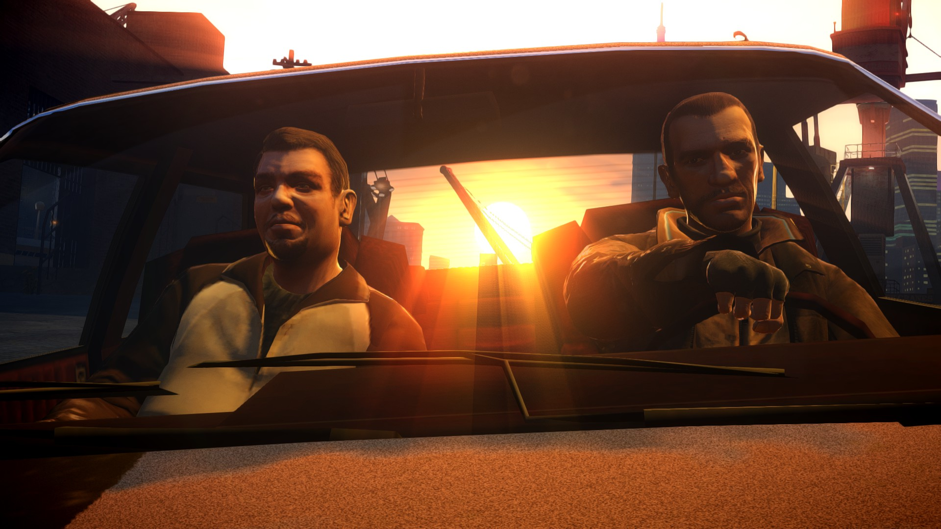 It was GTA 4's world, not its story, that made a lasting impression