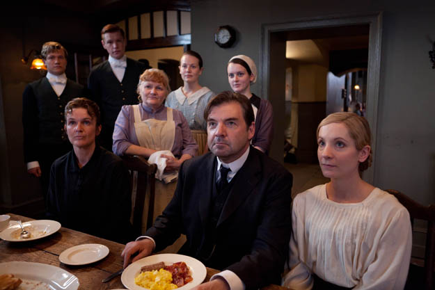 Brendan Coyle: 'Anna's all that's sustained Bates'