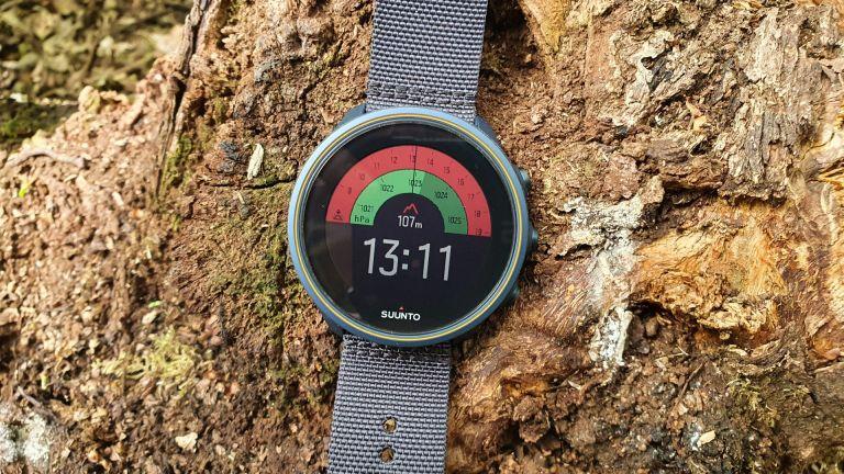 Suunto 9 Baro Titanium GPS watch review