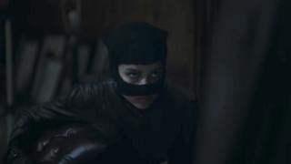 Zoe Kravitz as Catwoman