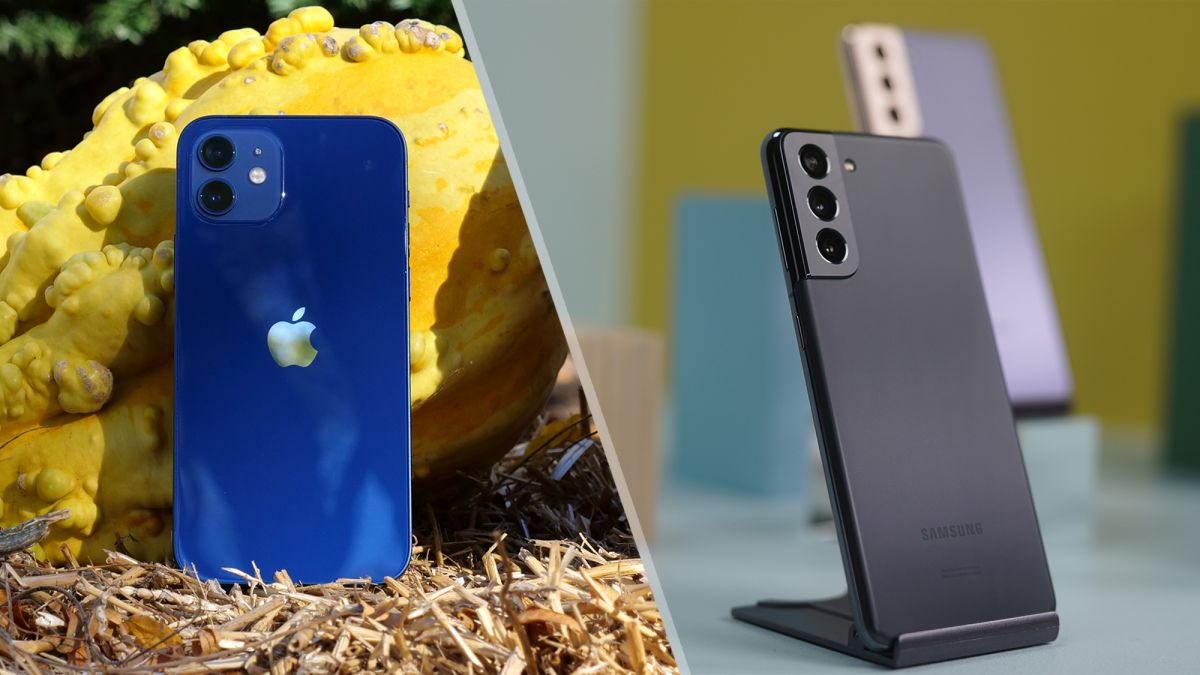 iPhone 12 vs. Galaxy S21: Which $799 powerhouse is the best?
