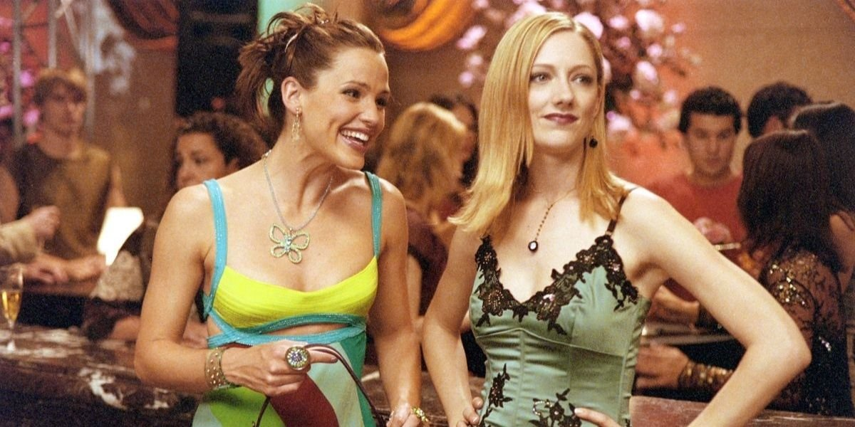 Jennifer Garner and Judy Greer in 2004's 13 Going on 30