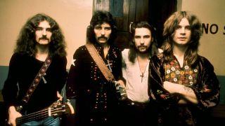 Black Sabbath: Geezer Butler, Tony Iommi, Bill Ward and Ozzy Osbourne