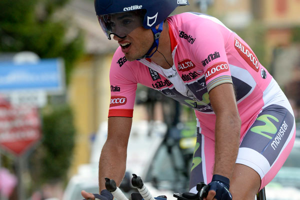 Benat Intxausti, Giro d'Italia 2013 time trial
