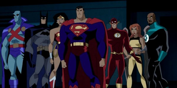 Justice League Unlimited Stream