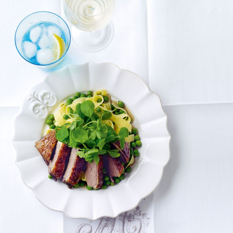 Crispy Duck Breast In Ginger and Star Anise recipe-recipe ideas-new recipes-woman and home