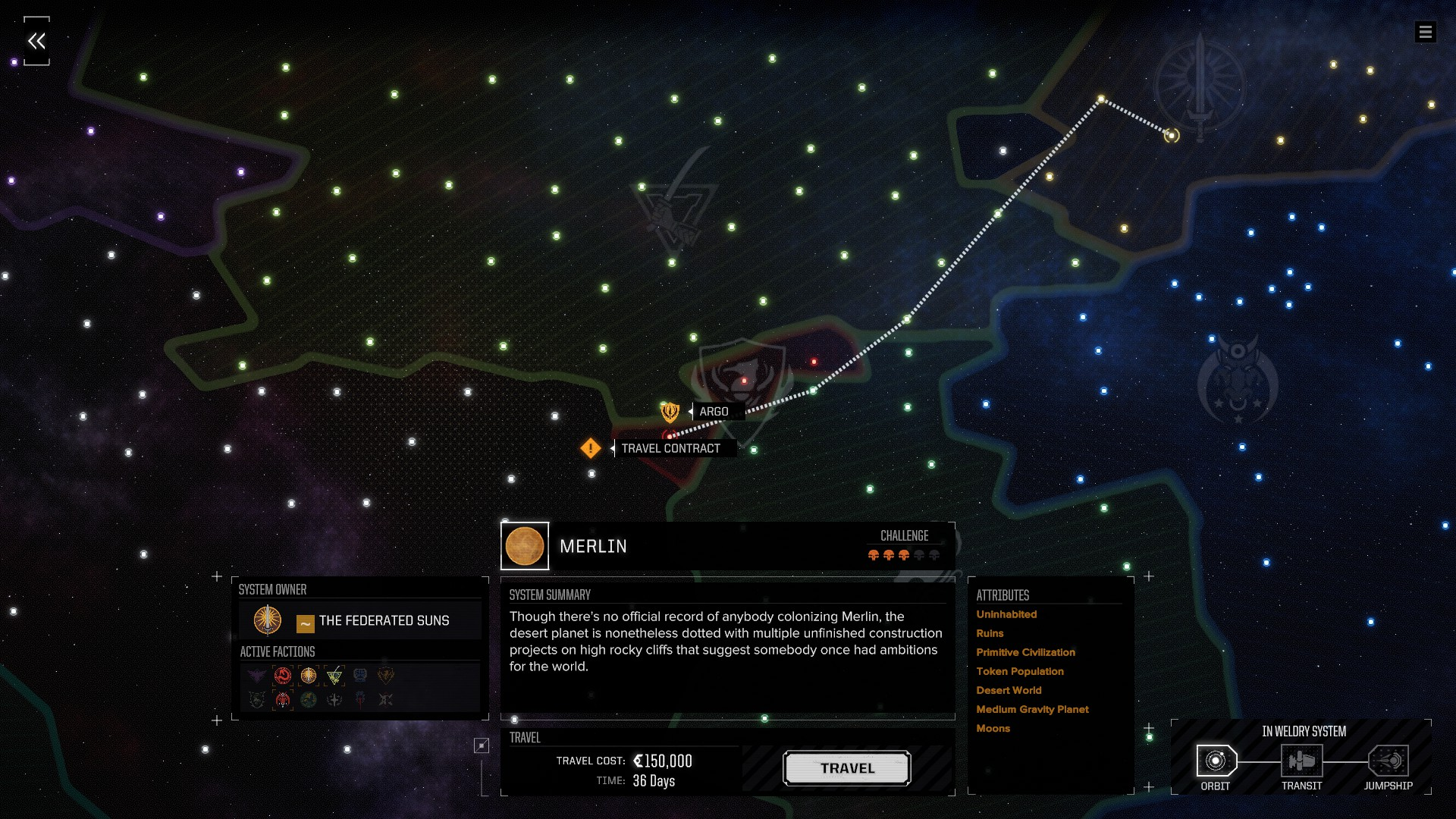 This BattleTech mod unlocks the entire map early so you can