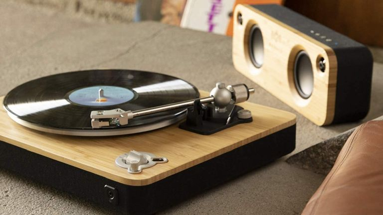 Amazon Prime Day: House of Marley Stir It Up Wireless Turntable