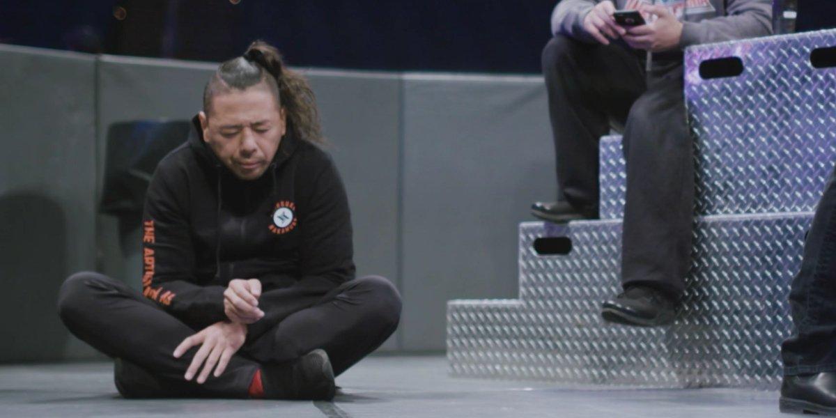 Shinsuke Nakamura in WWE Chronicle: Shinsuke Nakamura
