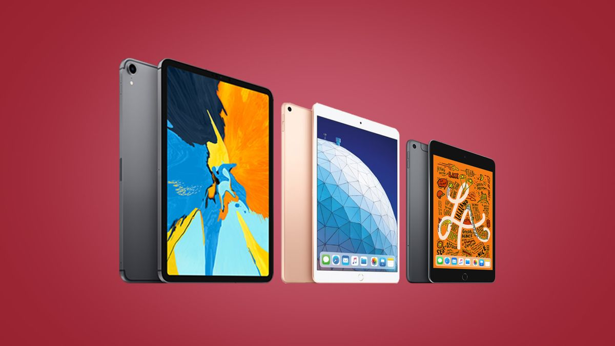 iPad trounces rivals as tablets makes a comeback