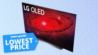 LG CX OLED TV deal