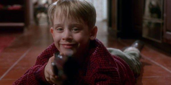 Macauley Culkin in Home Alone