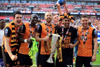 Hull City v Sheffield Wednesday – Sky Bet Championship – Play-Off – Final – Wembley Stadium