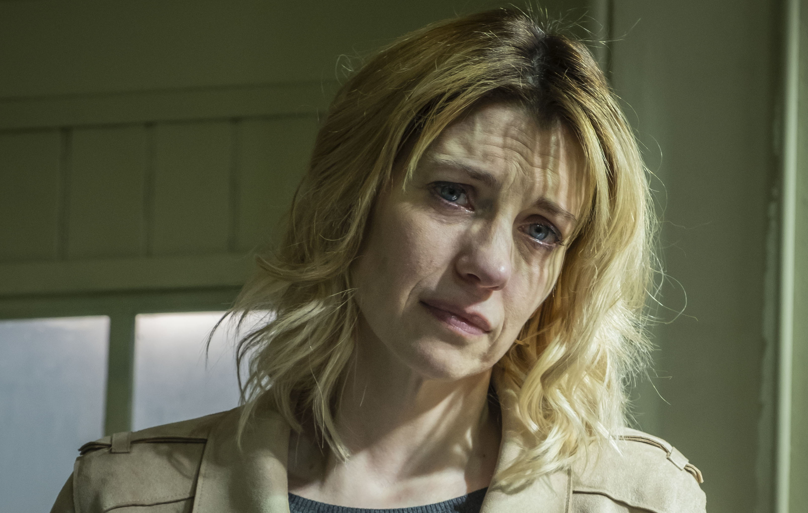 claire goose: 'dark heart is not a light-hearted drama!'