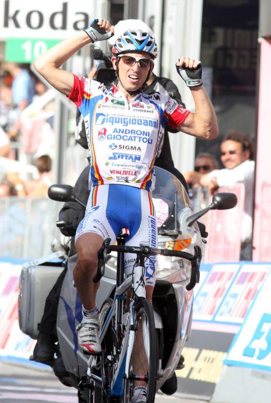Leonardo Bertagnolli wins
