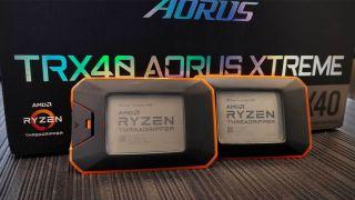 AMD Ryzen Threadripper CPUs