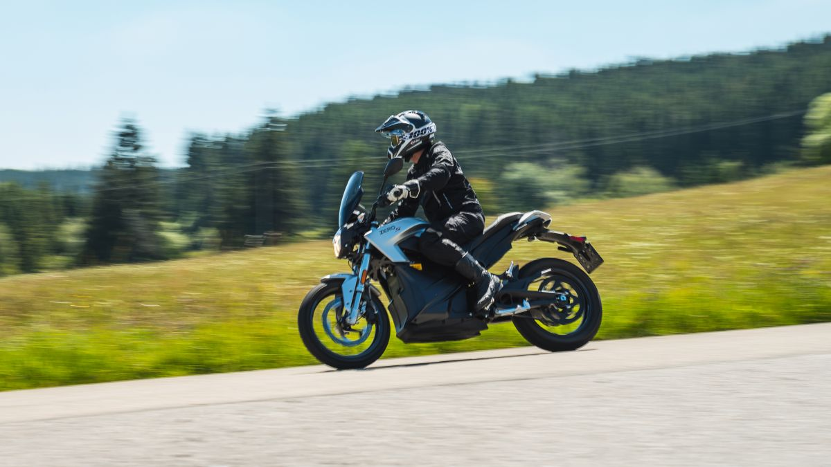 T3 Rides: the Zero S electric motorcycle is pure torque-filled, stealthy fun