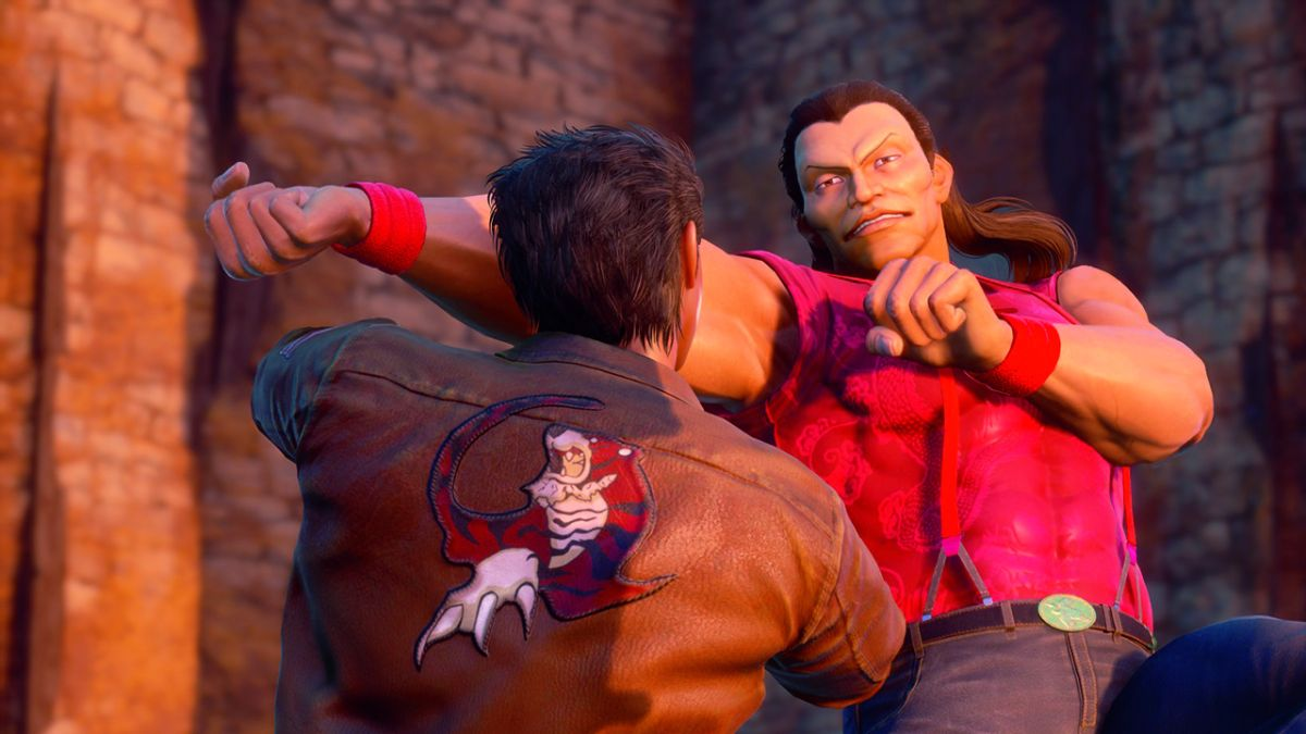 The new Shenmue 3 trailer really makes me want to visit an arcade