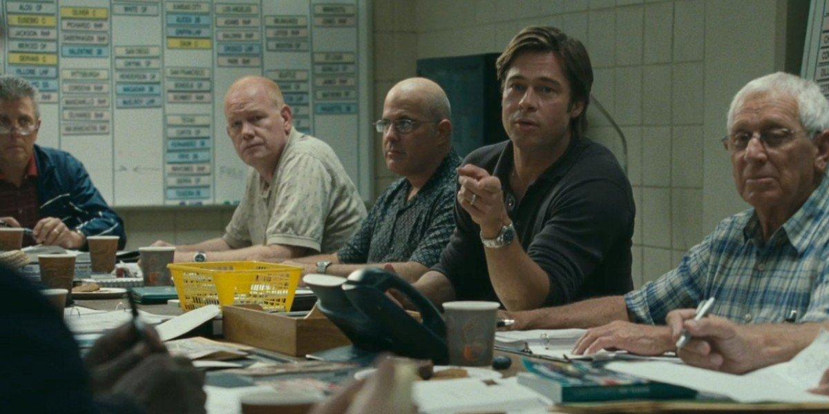 Brad Pitt - Moneyball