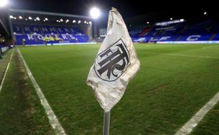 Tranmere Rovers v Tottenham Hotspur – Emirates FA Cup – Third Round – Prenton Park