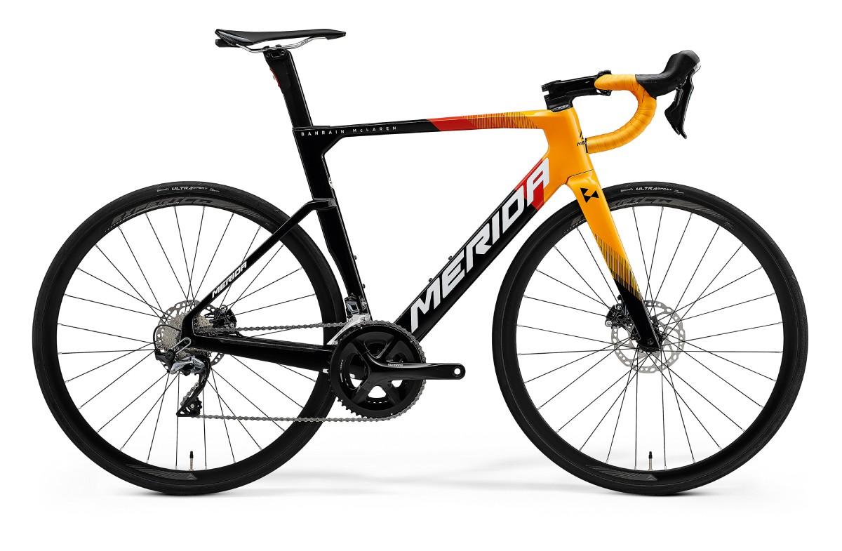 Best aero road bikes: Merida Reacto IV
