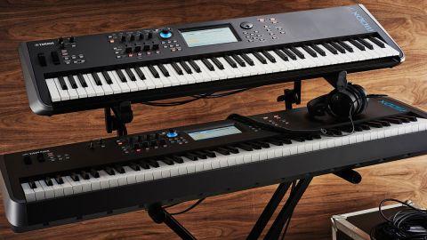 Yamaha MODX Series keyboards review | MusicRadar