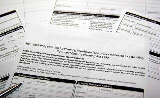 Planning permission application