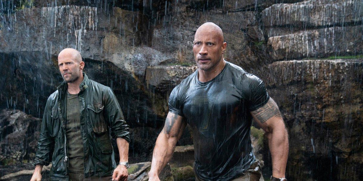Shaw and Hobbs in Hobbs and Shaw