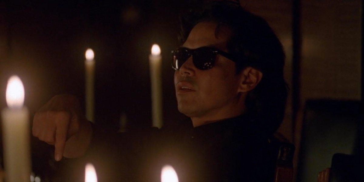 Ramirez in Hotel's Devil's Night