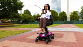 Pride Mobility Jazzy Air 2: Price, spec, features, design, user reviews