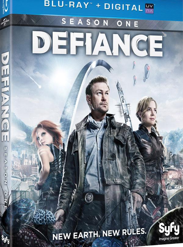 """""""Defiance"""