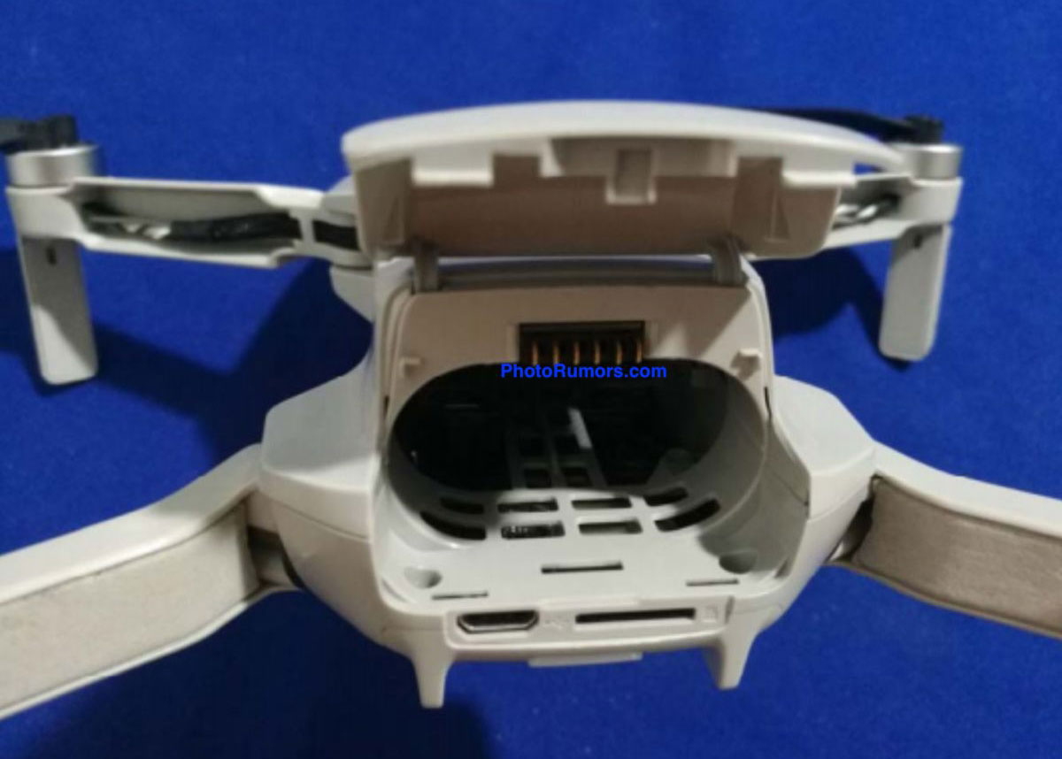 DJI Mavic Mini to be announced soon under the name 'ARYA' | Digital Camera World