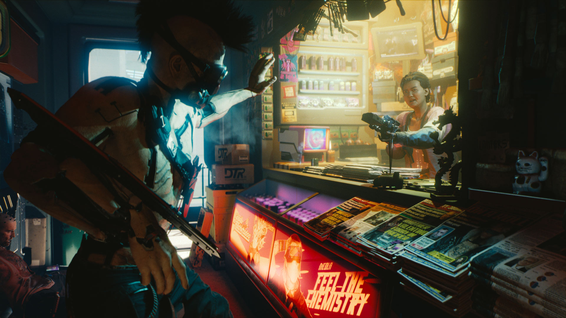 Cyberpunk's original creator hopes fans will be patient with Cyberpunk 2077  developers | GamesRadar+