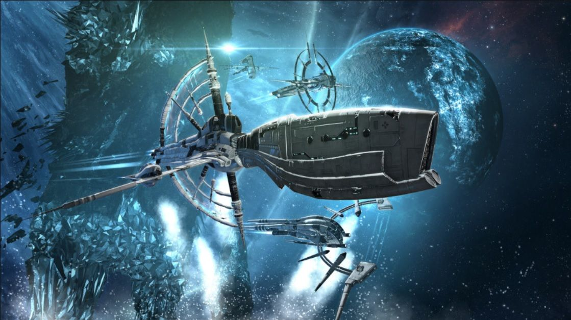 CCP will keep making EVE Online spin-offs, despite Project Nova's cancellation