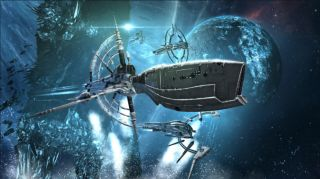 You can help EVE Online's developer test a 10,000-player