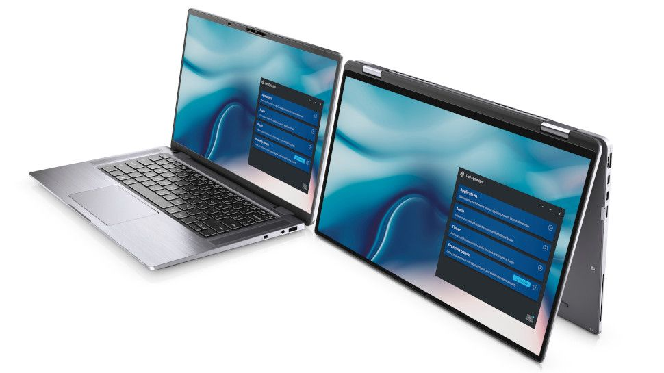Dell's latest business laptops combine raw power with portability to help remote working
