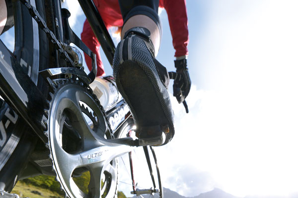 How to cycle with clipless pedals